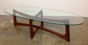 PEARSAL Ribbon Cocktail Table (*)