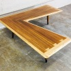 Rate vintageLANE Acclaim boomerang coffee table