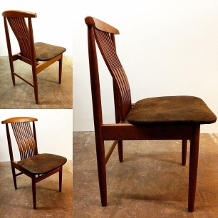Vintage Dining Chairs, style-of Greta Jalk