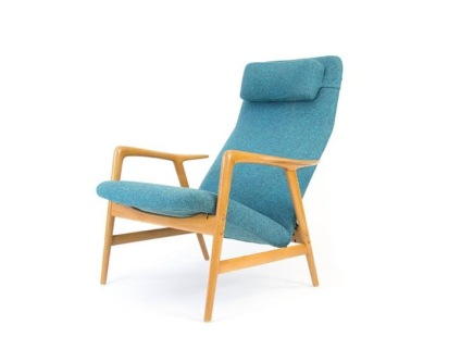 ALF SVENSSON Dux Loungechair