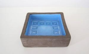 Ceramic Scandinavian Trinket Dish