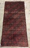 Tribal Qashqai Serapi floor cover